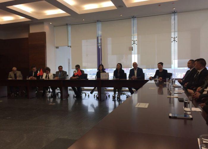 Reunión entre el Tribunal Sedena y los Representantes de las Asociaciones
