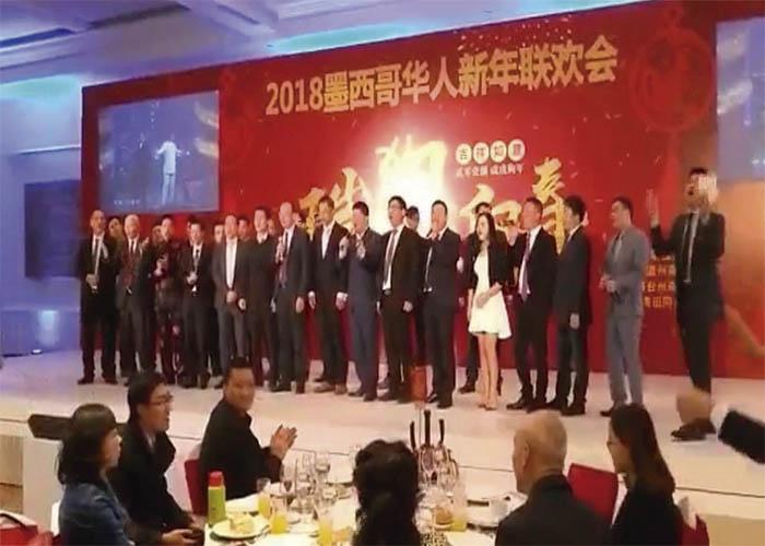 合唱歌曲大中国